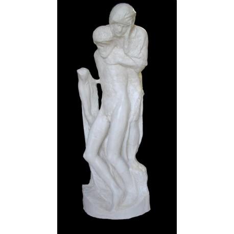 LS 108 Pietà Rondanini di Michelangelo h. cm. 190