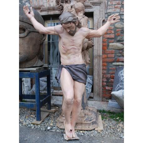 LS 83 Cristo Crocifisso h. cm. 128