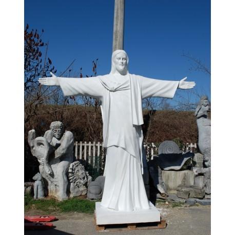 LS 221 Cristo Redentore h. cm. 300