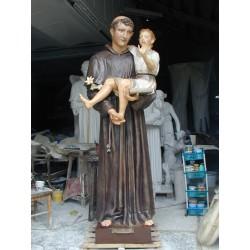 LS 169 Sant'Antonio da Padova h. cm. 230