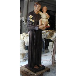 LS 174 Sant'Antonio da Padova h. cm. 180