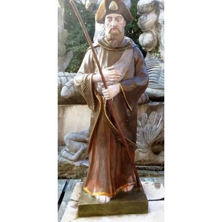 LS 195 San Giacomo da Compostela h. cm. 128