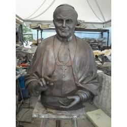 LB 203 Papa Giovanni Paolo II h. cm. 81
