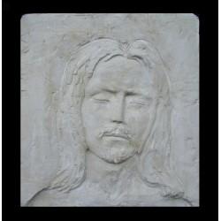 LR 45 Volto di Cristo h. cm. 52x46