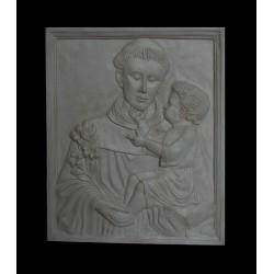 LR 91 Sant'Antonio da Padova h. cm. 70