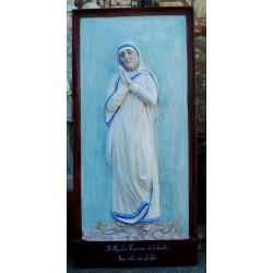 LR 171 Madre Teresa di Calcutta h. cm. 200x100