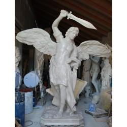 LS 329 San Michele Arcangelo h. cm. 275