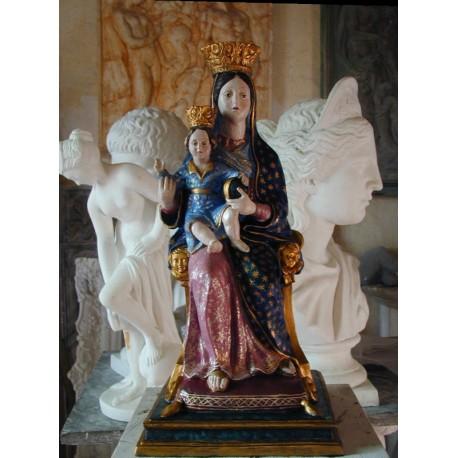 LS 22 Madonna dell'Arco h. cm. 60
