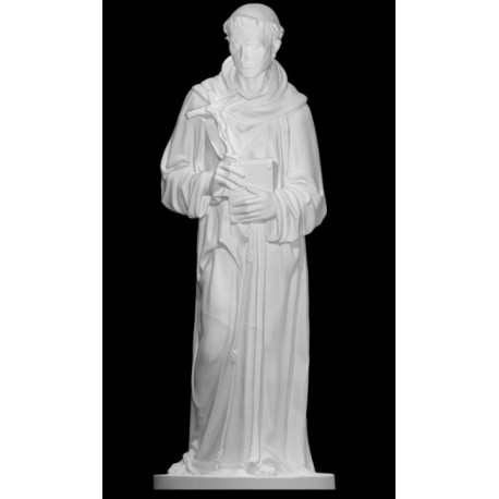 RID 35 Statua di San Francesco h. cm. 100