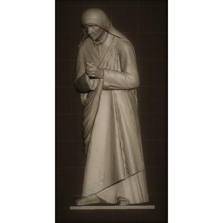 RID 75 Santa Madre Teresa di Calcutta h. cm. 100
