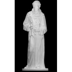 RID 88 Statua di San Francesco h. cm. 40