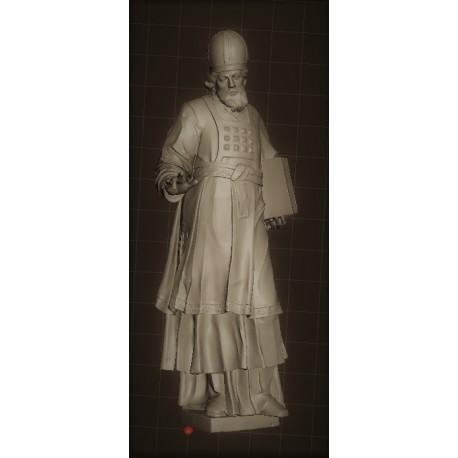 RID 90 Statua di San Zaccaria h. cm. 40