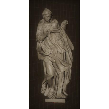 RID 91 Statua di Santa Veronica h. cm. 40