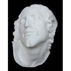 LM 5 Maschera Gesù della Pietà di Michelangelo h. cm. 34x24