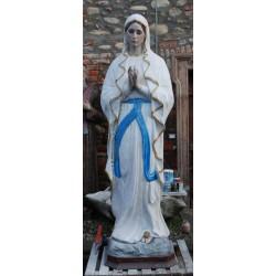 LS 179 Madonna di Lourdes h. cm. 200