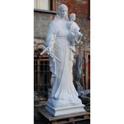 LS 202 Madonna della Consolazione h. cm. 300