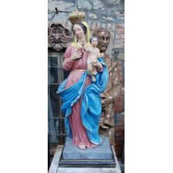 LS 210 Madonna della Misericordia h. cm. 90