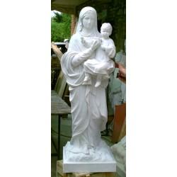 LS 217 Madonna con Bambino h. cm. 164