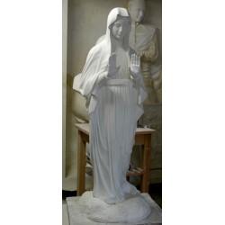 LS 224 Madonna dei Poveri h. cm. 139