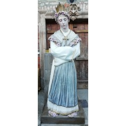 LS 225 Madonna di La Salette h. cm. 170