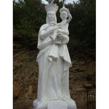 LS 234 Madonna della neve h. cm. 220