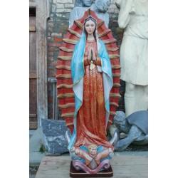 LS 240 Madonna di Guadalupe h. cm. 135