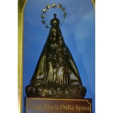 LS 278 Madonna della Spina h. cm. 75